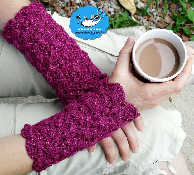 126 best crochet wristers images on pinterest crochet gloves ari wrap wristers dt1010fo