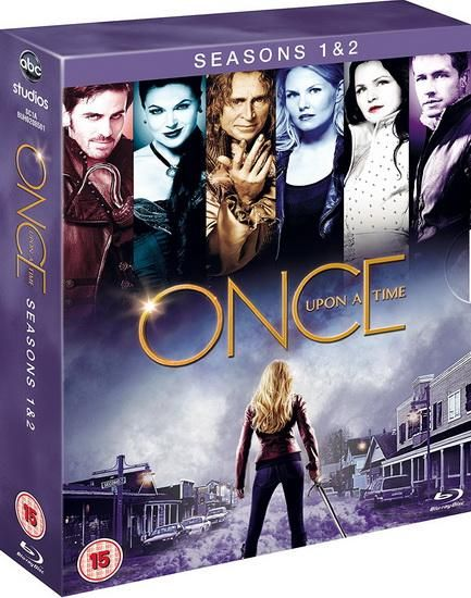 ONCE UPON A TIME : Once Upon A Time (Seasons 1-2) (10DVD)   Archambault.ca