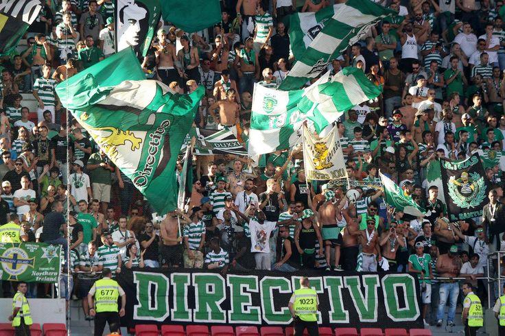 @Sporting torcida sportinguista #9ine