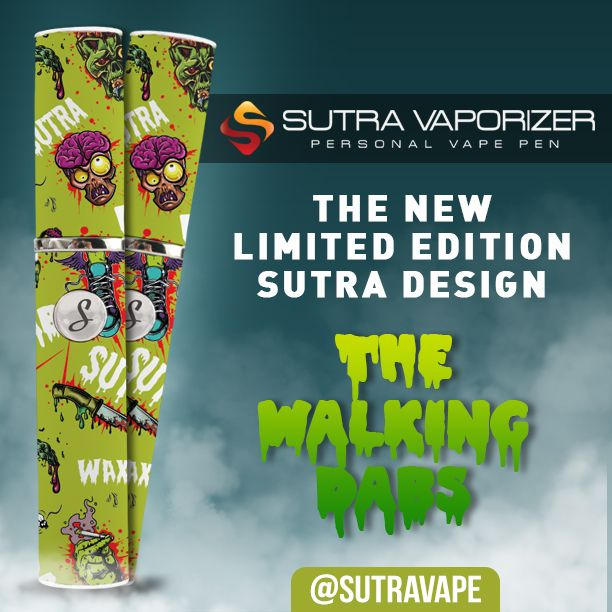 The @SutraVape Walking Dabs Vape Pen is coming to @GotVape01, stay tuned for details & your chance to win! www.GotVape.net