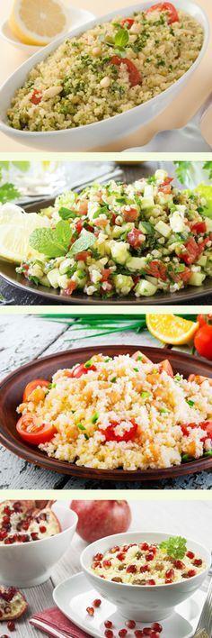 Couscous-Salat mal anders! http://www.bildderfrau.de/rezepte/couscous-salat-s1470513.html #Couscous #rezepte