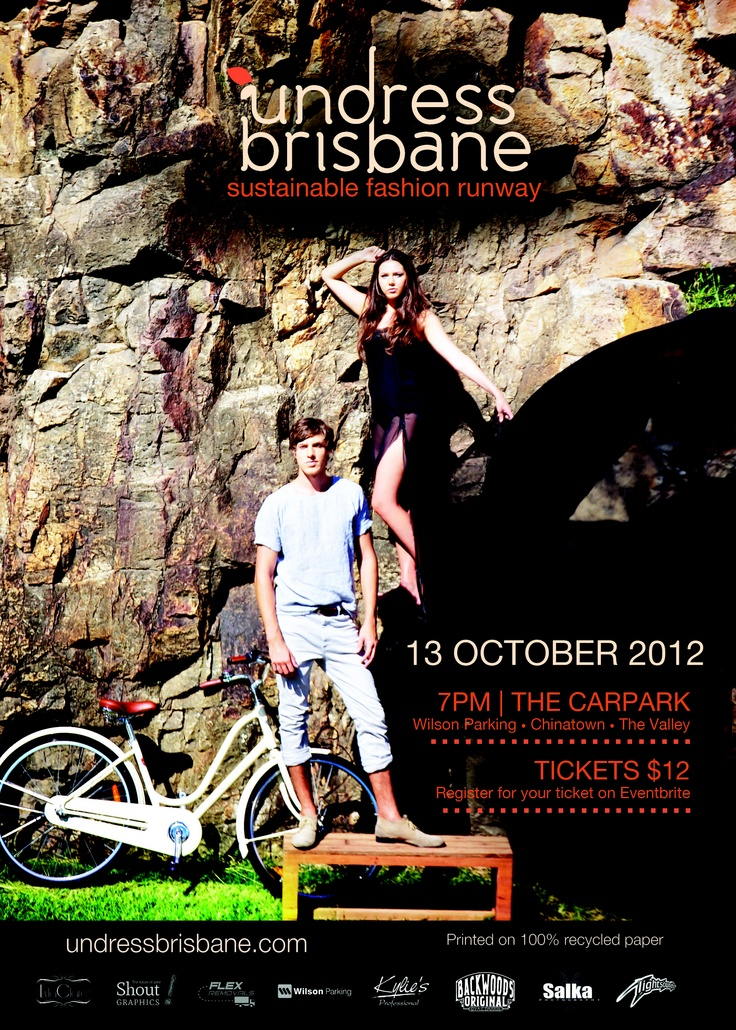 Undress Brisbane 2012, 13th of October, Fortitude Valley