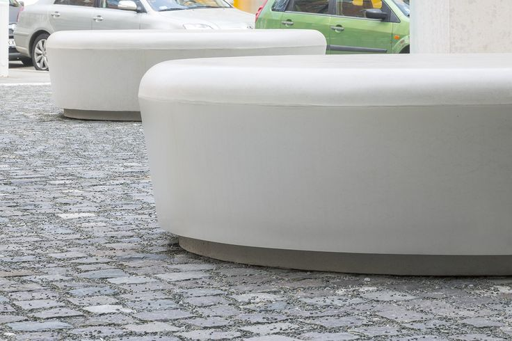 Fungous seats in Budapest