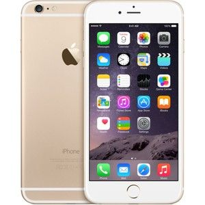 Apple iPhone 6 Plus 128 GB - Branco / Ouro (desbloqueado de fábrica) Smartphone Original