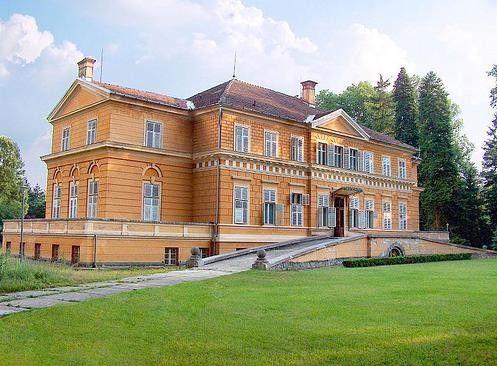 Castelul regal din Săvârșin