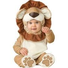 Dez's Halloween Costume & Coop will be the lion taime ( @Audra Harris Brown )