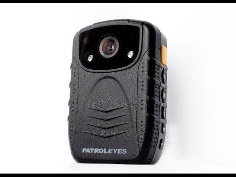 PatrolEyes HD 1080P Night Vision Infrared Police Body Worn Camera - Day ...
