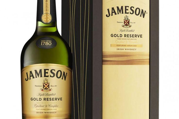 数々の受賞歴を誇るプレミアムなアイリッシュウイスキー「ジェムソン ゴールド・リザーブ」発売!