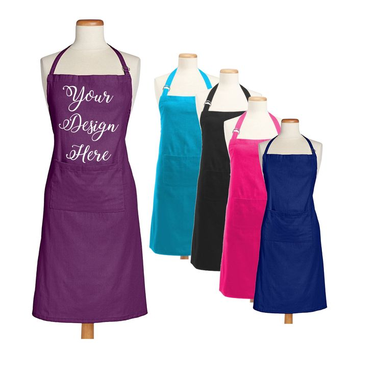 A personal favorite from my Etsy shop https://www.etsy.com/listing/549557075/custom-apron-colored-apron-kitchen-apron