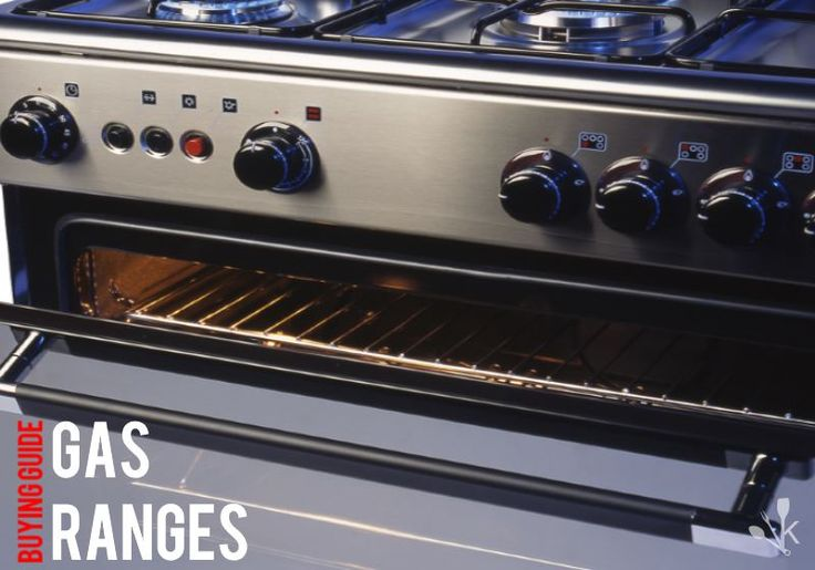 The top 10 best gas ranges!