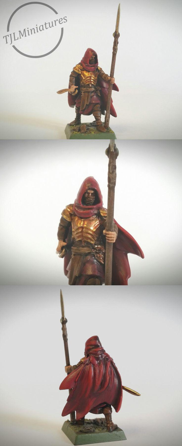 Wood Elf - Eternal Guard Conversion
