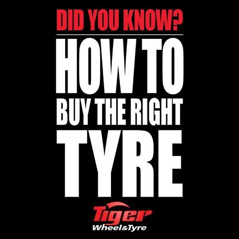 How to buy the right tyre - Tiger Wheel & Tyre will assist!  Buying tyres can be a hard choice, with factors relating to quality and overall driving experience. It's important to make the right choice. Need help making a decision?  Click the link below to read more or visit their branch in Nelspruit and their salesperson will assist you in making the right choice.  http://www.twt.co.za/tyres/top-tips/how-buy-right-tyre/