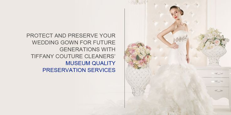 Finding the PERFECT dress is everything on your wedding day and making it fit perfect is everything for Tiffany Couture Cleaners of Las Vegas. Serving Las Vegas with drycleaning since 1970, Tiffany Couture Cleaners is a certified Affiliate of America's Best Cleaners, and is a member of the National Concierge Association and Luxury Market Council of Las Vegas. For a stress free wedding, make sure to book your fitting session at the next Bridal Spectacular https