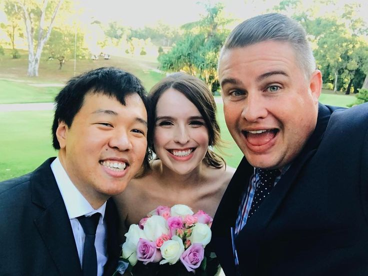 Ann & Alex asked me to not only be the voice of their ceremony but their whole day.  The hardest part was trying to convince their pups Ruby and Muffy to give paws of approval in their marriage ceremony. Thanks for your help @pet_wedding_assistants and thanks to the team at @hillstonestlucia - Brisbane's best wedding venue!  #marriedbyjosh #weddingcelebrant #marriagecelebrant #brisbanecelebrant #brisbanewedding #brisbaneweddings #hillstone #hillstonestlucia