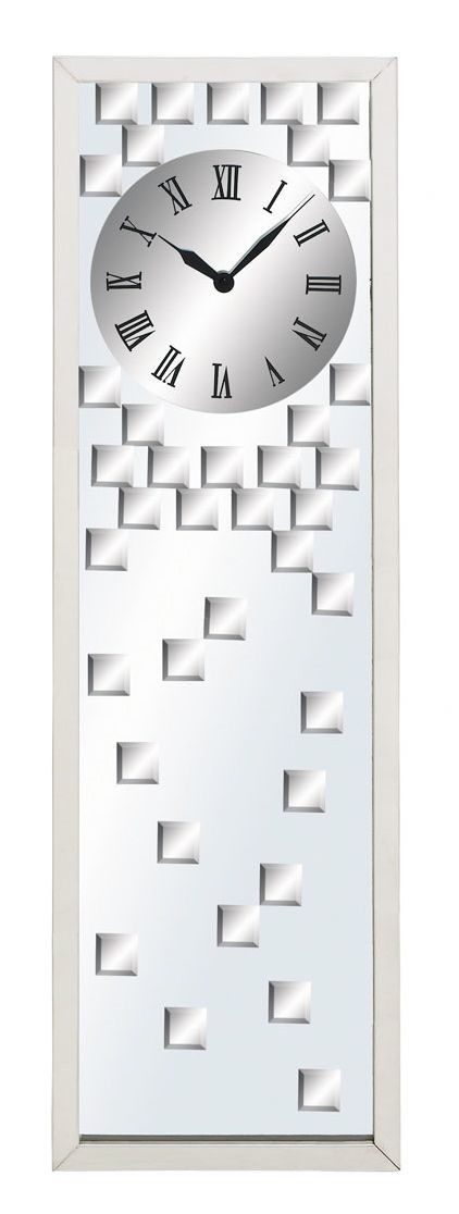 Best 25 Mirror Wall Clock Ideas On Pinterest Small