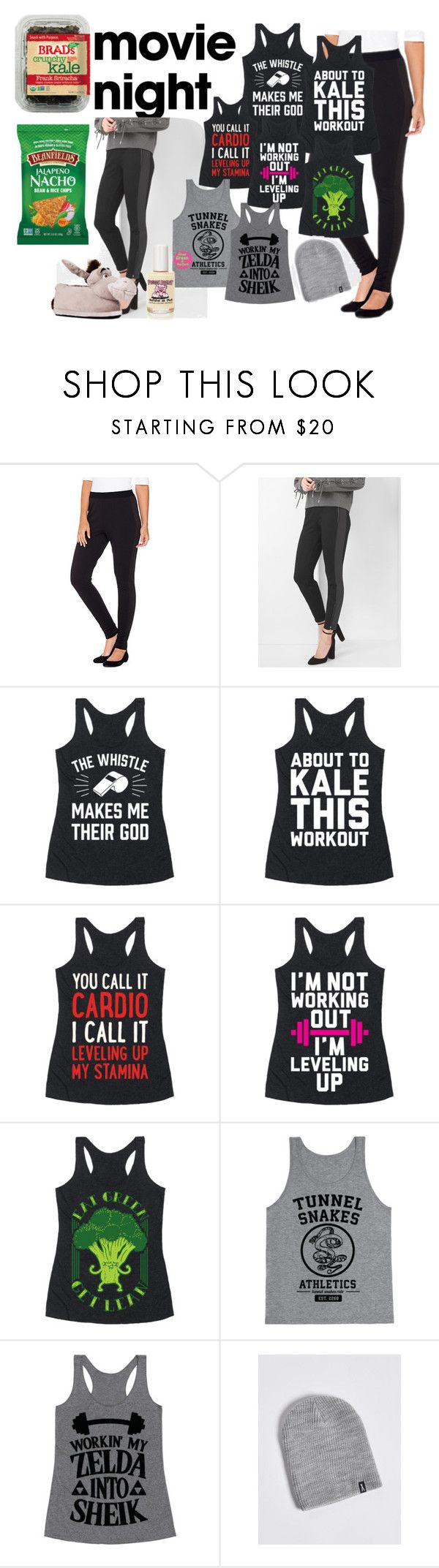 """""""A Leg Up"""" by mik-zee ❤ liked on Polyvore featuring Lisa Rinna Collection, DreamWorks, Kale and Piggy Paint"""