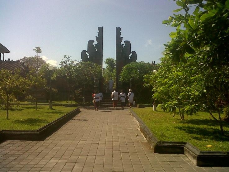 Rambut Siwi Temple in Bali