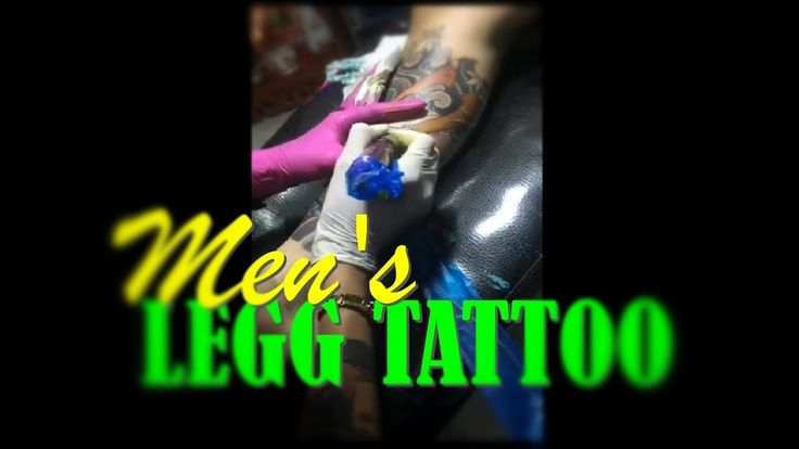 PERFECT!!! THE BEST LEG TATTOO DESIGN FOR MEN – Watch Video  #design #Menstattoo…   – Mens tattoo
