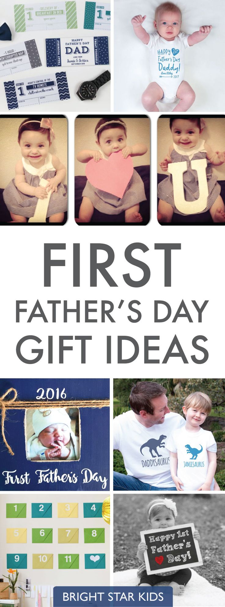 First fathers day gift ideas // first father's day gifts