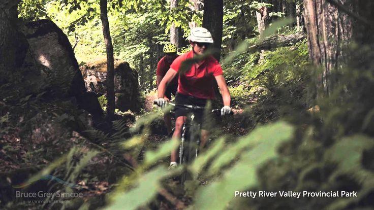 Mountain Bike in BruceGreySimcoe