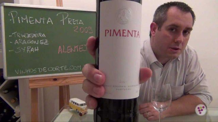 Vinho português com nome sugestivo, produzido no Alentejo.
