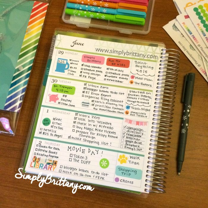 285 best DAYTIMER / FILOFAX PLANNER IDEAS images on Pinterest - college planner organization