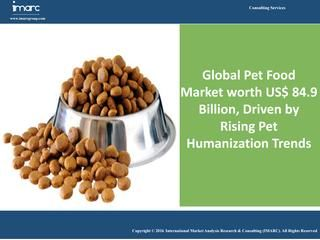"IMARC's latest study ""Pet Food Market – Industry Trends, Manufacturing Process, Plant Setup, Machinery, Raw Materials, Cost and Revenue"" provides a techno-commercial roadmap for setting up a pet food manufacturing plant. Read full report click here: http://www.imarcgroup.com/pet-food-market #PETfood #Market"