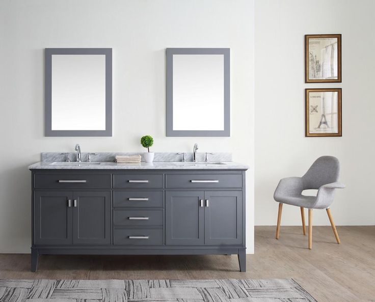 25 Best Ideas About Country Bathroom Vanities On: Best 25+ Grey Bathroom Vanity Ideas On Pinterest