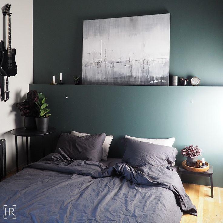Farewell green wall | Nordic Aesthetics by Heidi Risku