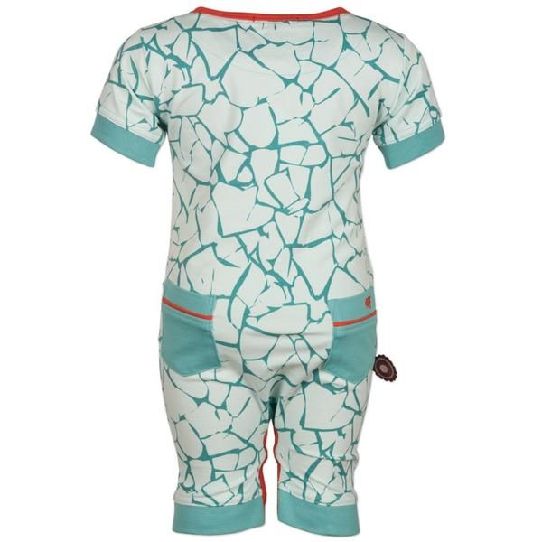 This summer suit has a great retro vibe. The pattern is inspired by a Desert Journey. By 4funkyflavours, offered by Modern Rascals.