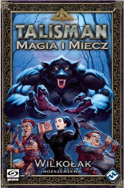 Talisman Magia i Miecz: Wilkołak dodatek