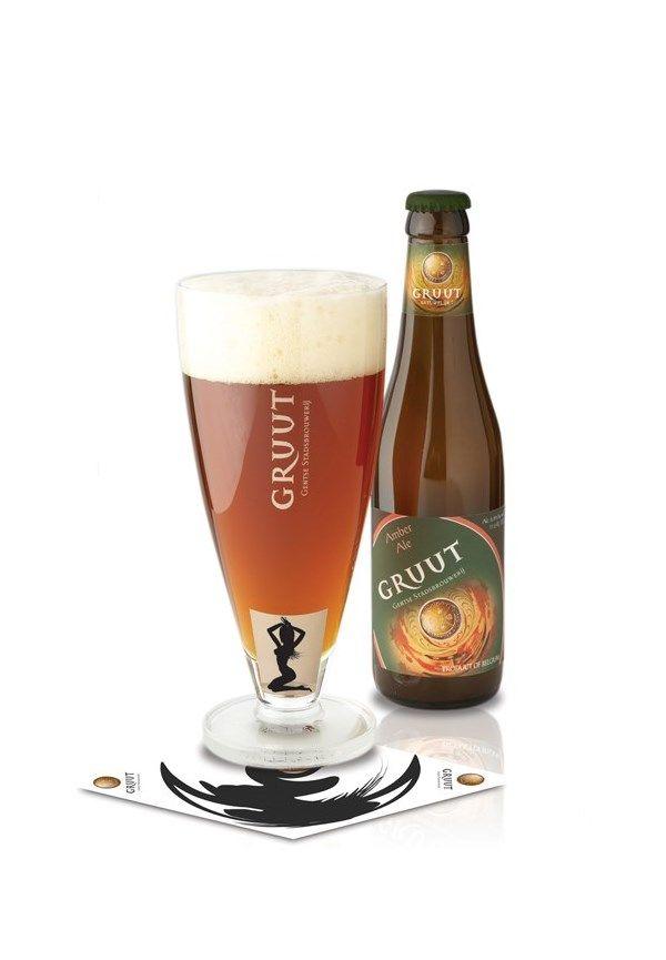 Gentse Gruut Amber - Brouwerij Gruut