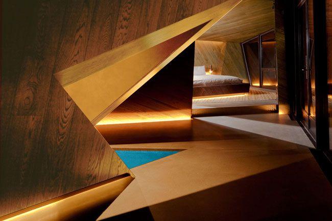 Nite Gulp Nite House By Daniel Libeskind
