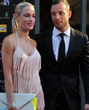 South African News Agency News24 has reported that South African Paralympic athlete Oscar Pistorius has been arrested over the fatal shooting of his girlfriend at his home in Pretoria.