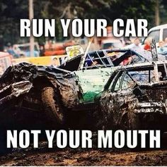 DEMOLITION DERBY MEMES - Google Search