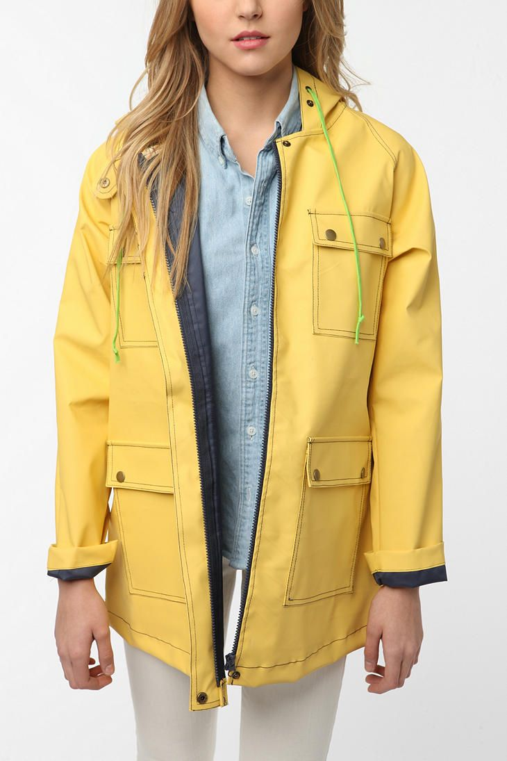 Dressy Rain Jacket - Coat Nj