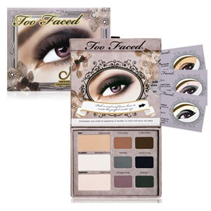 Too Faced Matte Eye Shadow Collection #beautybaywishlist