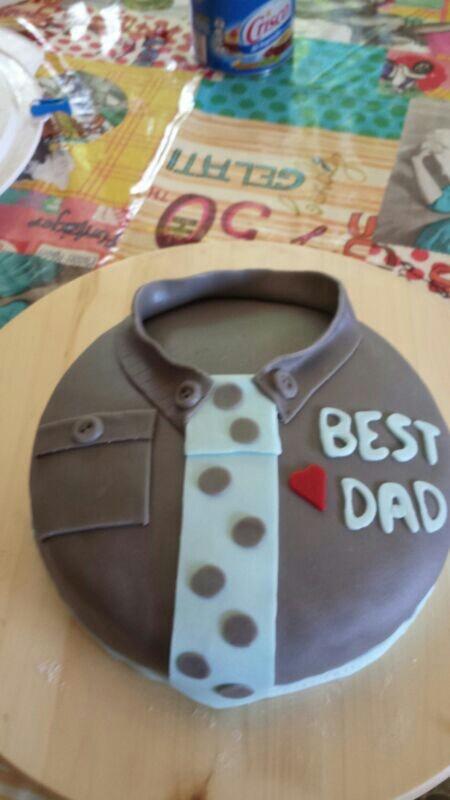 Vaderdag taart!