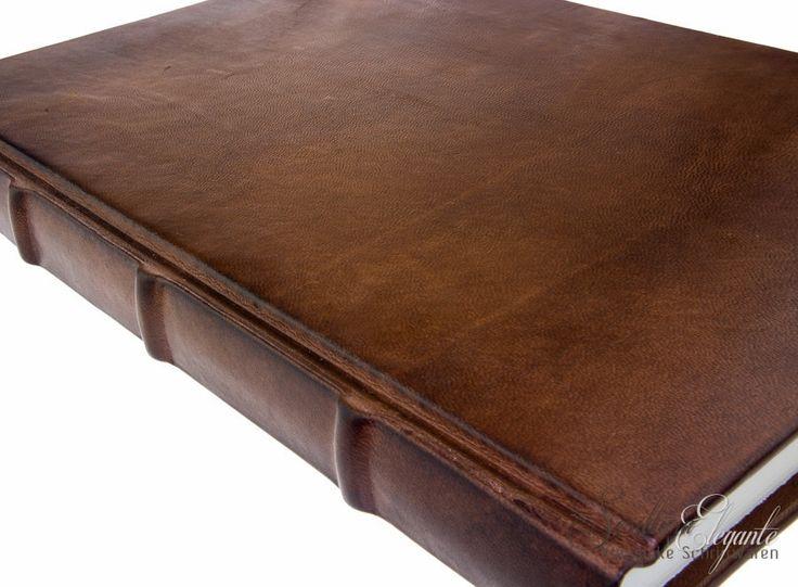 Leren notitieboek Legatoria Koiné - Monterosso