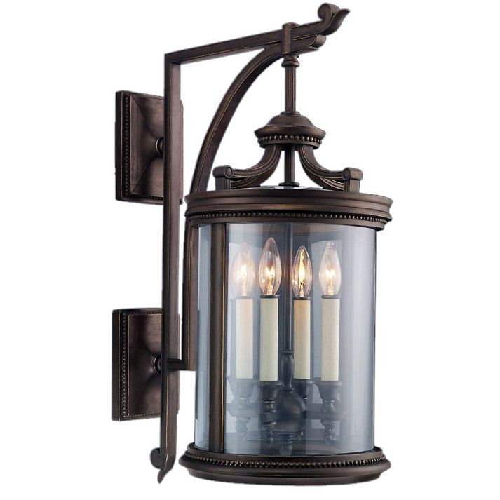 Louvre Outdoor Wall Mount Traditional Lighting By Masins Furniture
