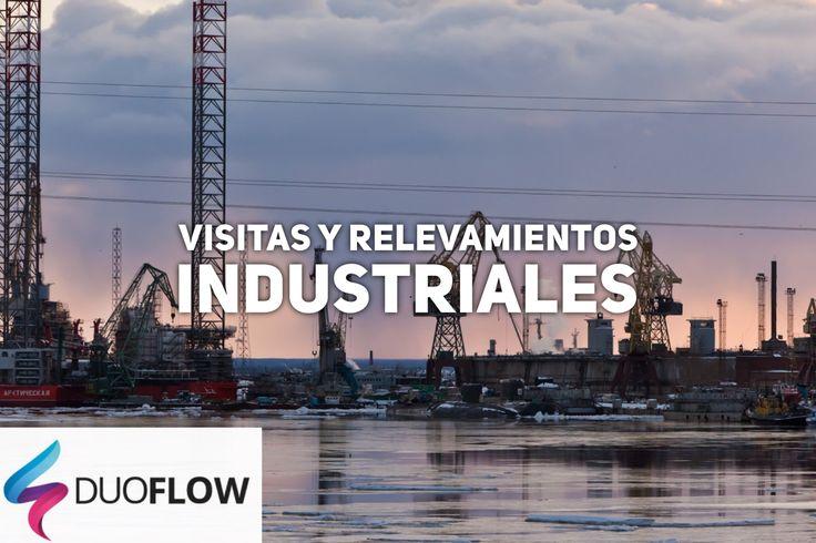 #somosduoflow #duoflow #cercadenuestrosclientes #visitastecnicas #relevamiento #ingenieria #tecnica