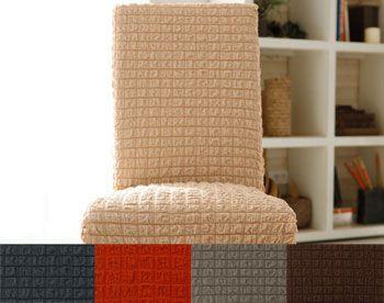 Housse de chaise bi-extensible