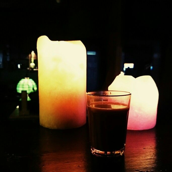 Candle and chai
