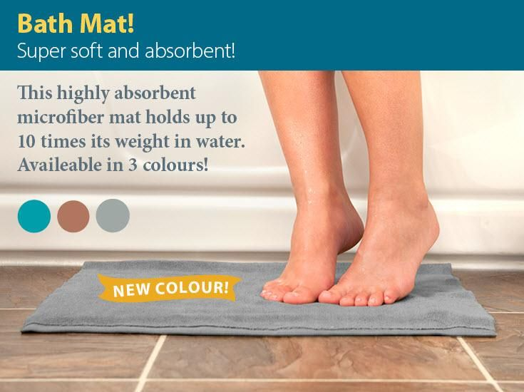 Norwex On Colors Weights And Bath Mats
