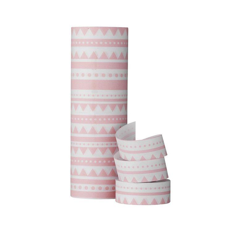 Serpentiner rosa 9 st panduro