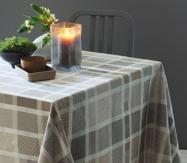 Garnier Thiebaut - Mille Ladies Argile Unser Service für Sie: wir nähen Ihre Tischdecke kostenlos!   Sie geben Ihre Tischmaße ein und unser Tischdeckenkonfigurator berechnet Ihre persönliche Tischdecke.   Wählen Sie aus herrlichen Stoffen Ihren Favoriten. Nichts Passendes gefunden?   Rufen Sie uns an unter Tel. (0281) 24173 und wir machen es passend! Sie sind sich in der Farbwahl nicht sicher?   Gerne senden wir Ihnen Stoffmuster zu