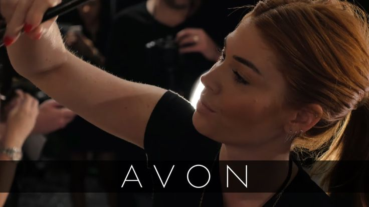 Head backstage at New York Fashion Week Spring 2015 with Avon's Global Celebrity Makeup Artist, Lauren Andersen as she creates the dramatic and iconic look of Nicholas K's runway show, inspired by the Saharan Desert.  www.avon.com/category/makeup?s=FeaturedVideo&c=SMC&otc=Evergreen&repid=9049008