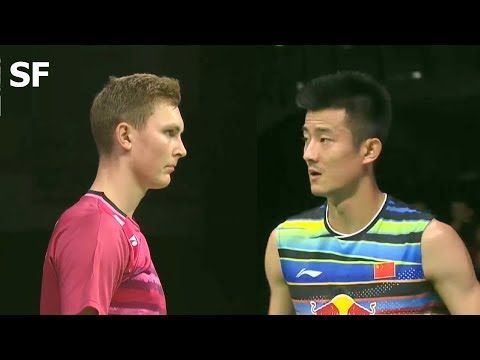 Viktor AXELSEN vs CHEN Long Badminton 2017 World Championships Semi Final.   Read the rest of this entry » https://badmintonracket.biz/viktor-axelsen-vs-chen-long-badminton-2017-world-championships-semi-final/ #Badminton, #Badminton2017, #Badminton2017WorldChampionships, #BadmintonV, #ChenLong, #ViktorAXELSEN, #ViktorAXELSENVsCHENLong #BadmintonVideos