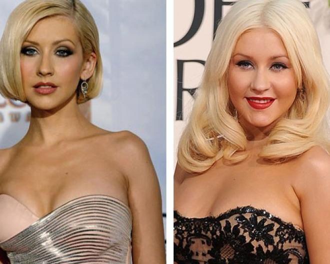 Christina Aguilera Calls Herself A 'Fat Girl'. #Aguilera