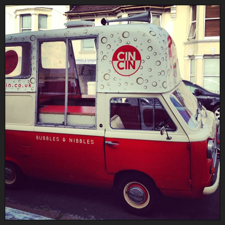 Cin Cin need to come and park outside my house! Love it!